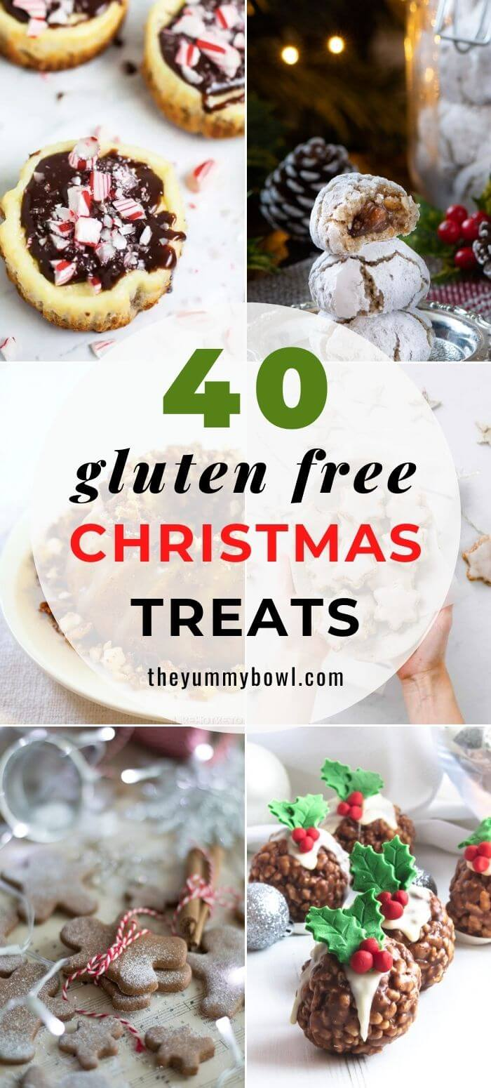 40 christmas treats and desserts