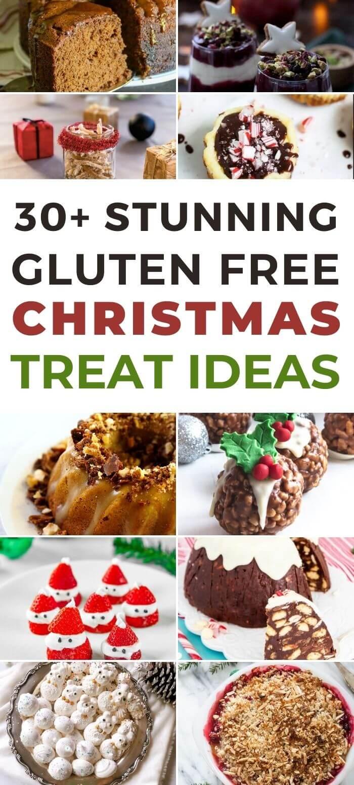 Gluten Free christmas treats roundup