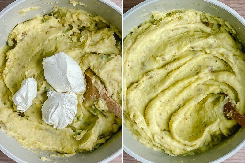 Cream Cheese Mashed Potatoes