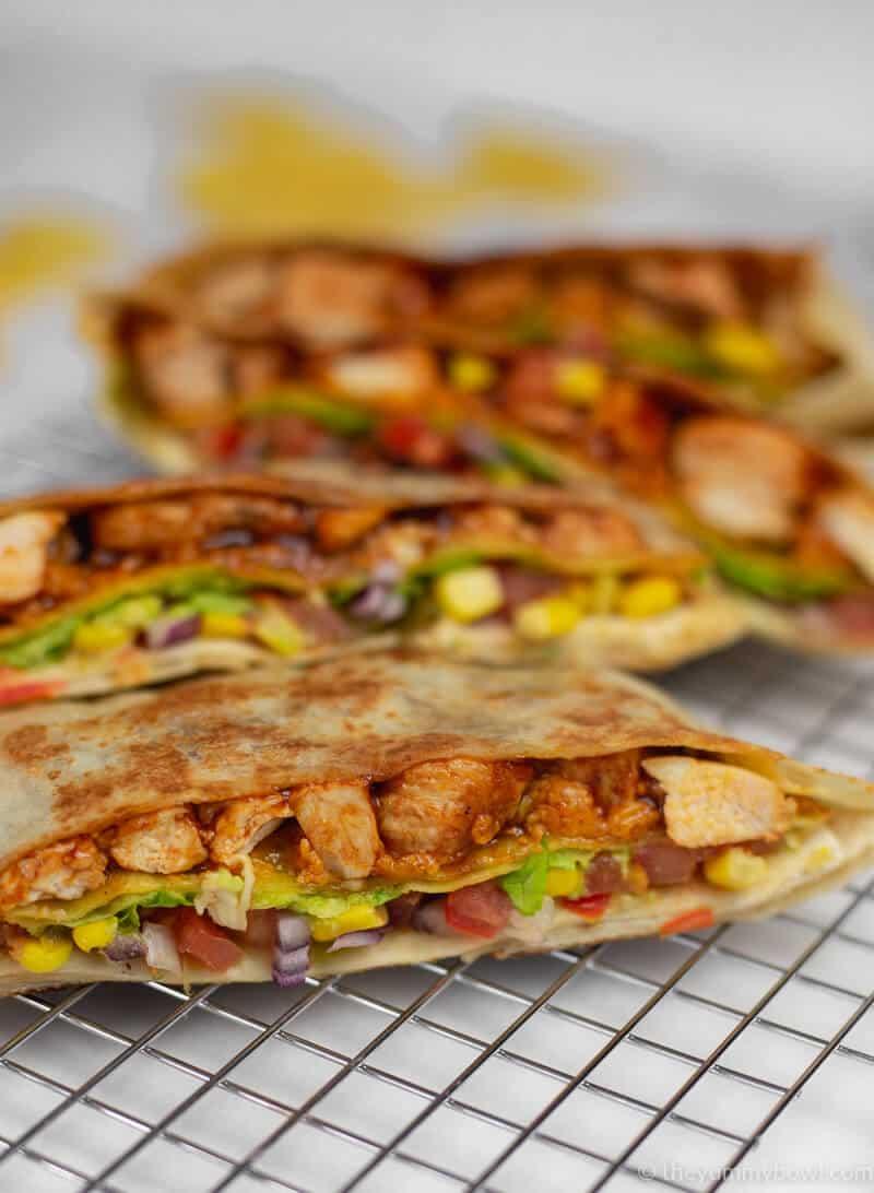 Chicken Crunchwrap Supreme