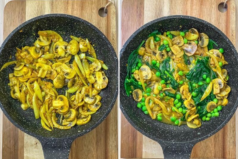 One-Pot Curry Coconut Noodles (Vegan, Gluten Free)