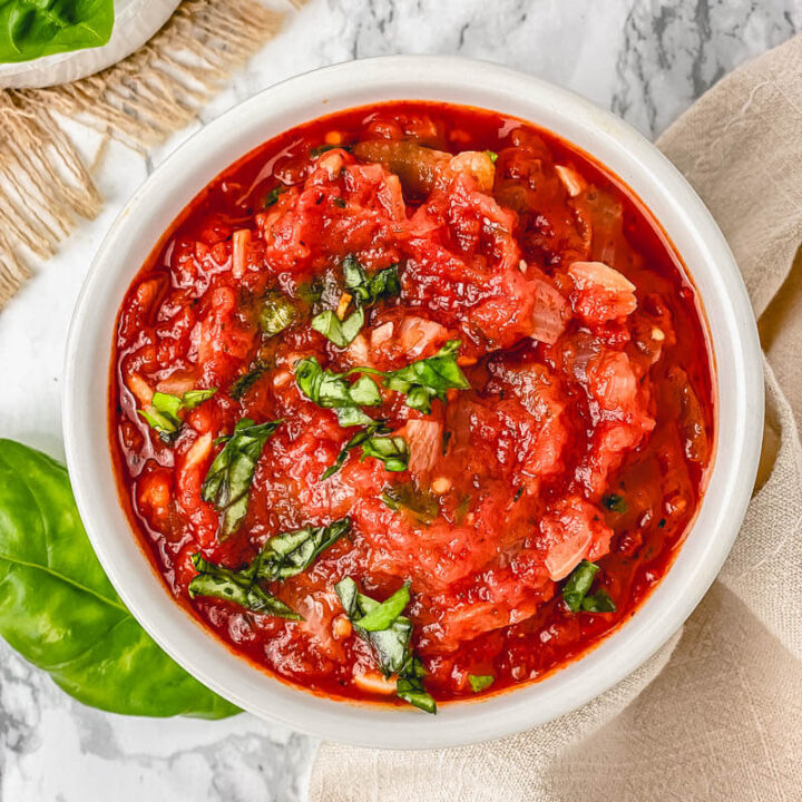 Crispy Chicken Parmesan Recipe