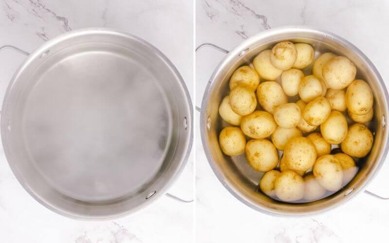 potato salad step by step